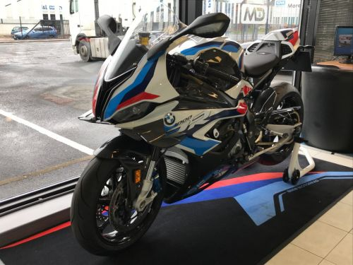 BMW M1000RR COMPETITION PACKAGE BIKE