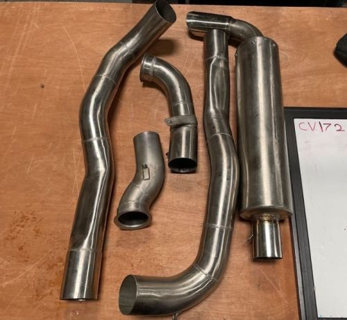 Ford Escort Cosworth Group A / WRC Exhaust Parts