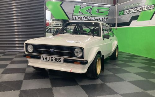 Escort RS1800 Historic