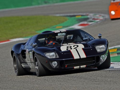 Ford GT40 Mk1 Chassis Number  GT40/P/1088