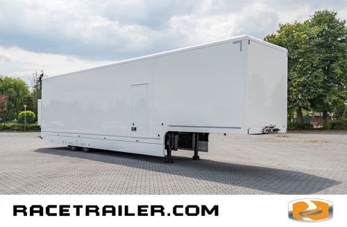 New racetrailers for a fast delivery!