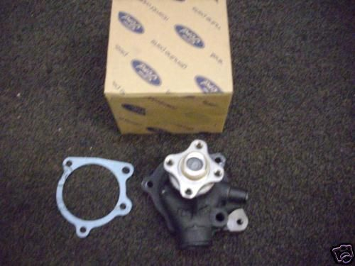 escort cosworth water pump