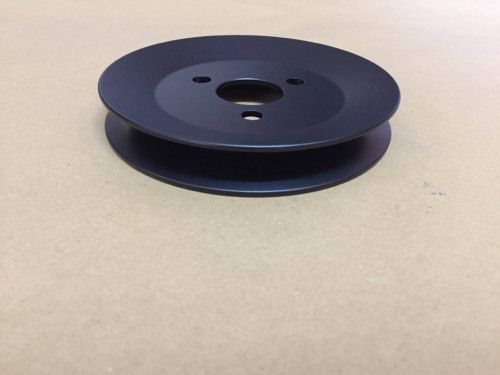 Sierra touring car alloy power steering pulley