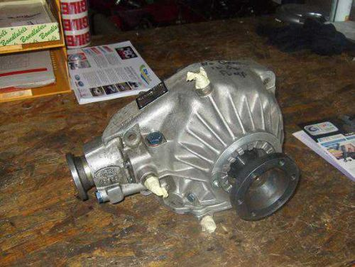 "Escort Cosworth FFD 7.5""  front diff and Mag sump"