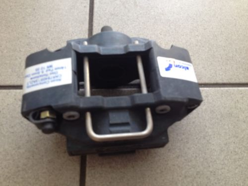 New brake caliper Alcon