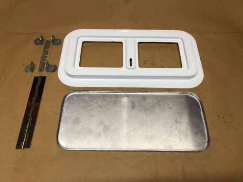 Escort Cosworth 909 Boreham roof vent kit