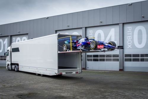 Quick deliver: NEW Race trailers Line-up