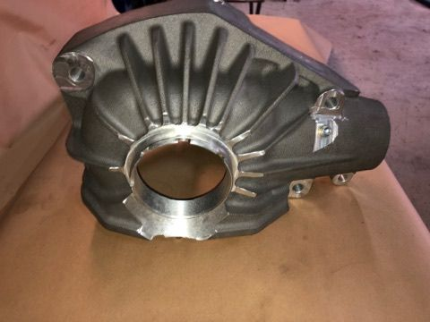 "Escort Cosworth FFD 7.5"" front diff casting"