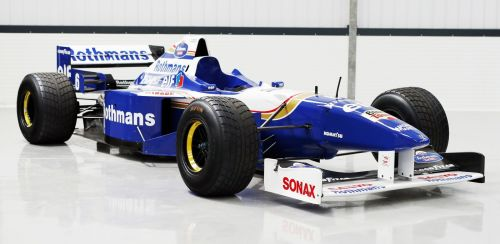 Williams FW18 – 3 Renault 3.5L V10
