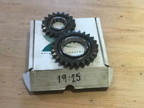 Xtrac 100 Gear Ratios