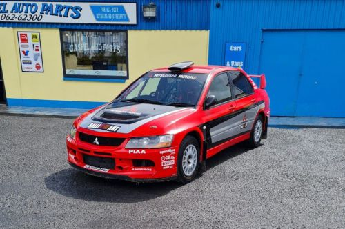 Mitsubishi  EVO 9 Group N