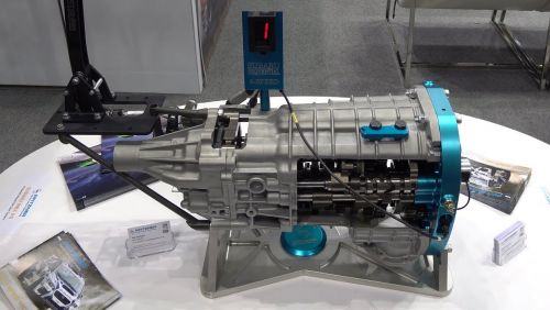 Subaru PPG Sequential Gearbox