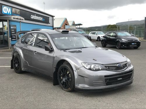 Subaru S14 WRC (CHASSIS NO 10) (SORRY NOW SOLD)