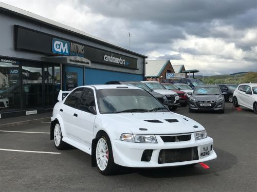 Mitsubishi EVO 6 Group A (SORRY NOW SOLD)
