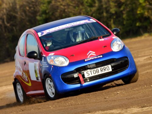 Citroen C1 Junior Rally Car