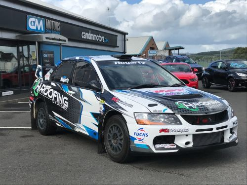 Mitsubishi Evo 9 - (Group A) (SORRY NOW SOLD)