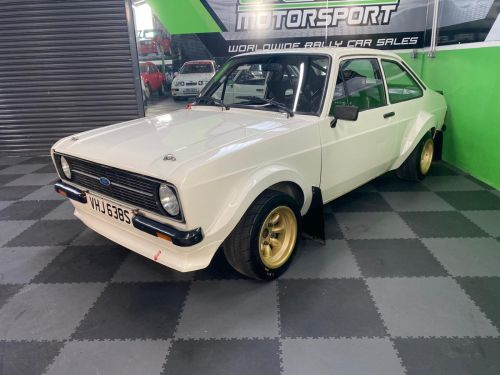 Ford Escort Historic Spec