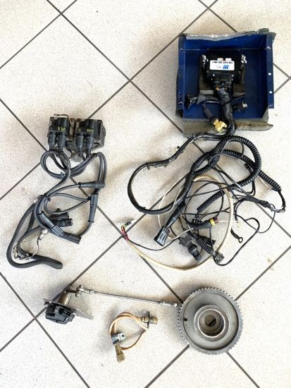 Electronics injections Fiat X1/9 128 Ritmo