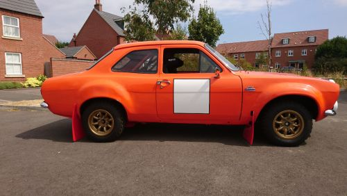 Escort Mk1 RS1600 - New Build