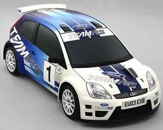 FORD FIESTA S1600 PARTS