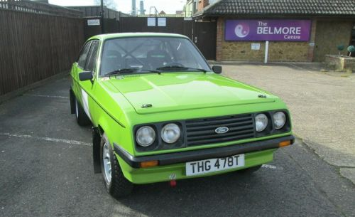 Escort RS2000 LHD (SOLD)