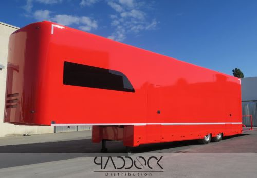 SOLD !!! NEW 2021 ASTA CAR TRAILER BY PADDOCK DIST