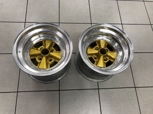 FIAT X1/9 128 RACE WHEELS 8/9/10 x 13