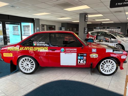 Hayabusa Powered Buggy Comp Safari Spec