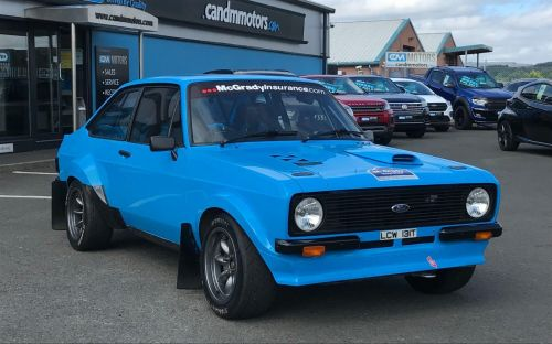 Ford Escort MK2 2.5 KGP Modified (NOW SOLD)