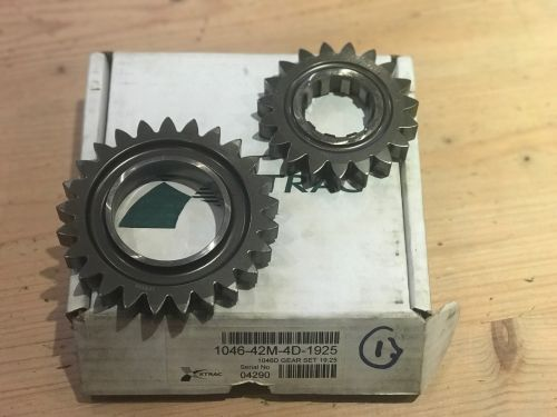 Xtrac 1046 Gear Ratios