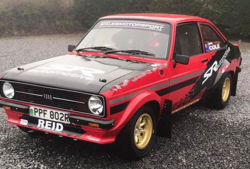 Historic Spec Escort RS1800 (Brand New)