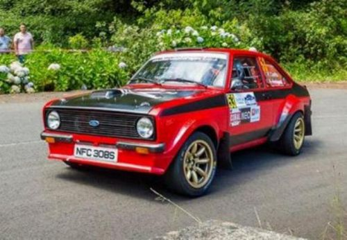 Ford Escort MKII LHD by DEN Motorsport