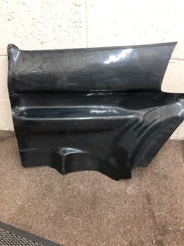 Escort Cosworth carbon Fibre rear 1/4 panel RH