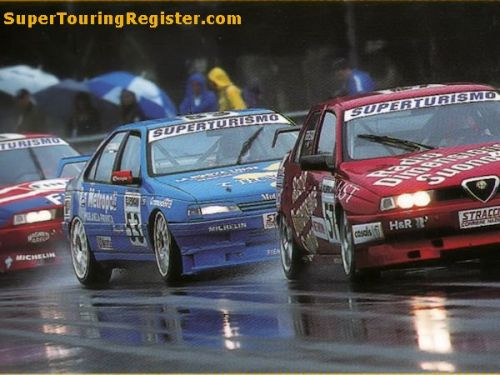 Peugeot 405 Super Touring STW D2 Project