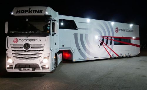 Race Transporters WANTED
