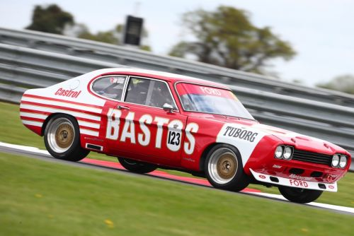 1972 Ford RS 2600 Capri FIA Race Car