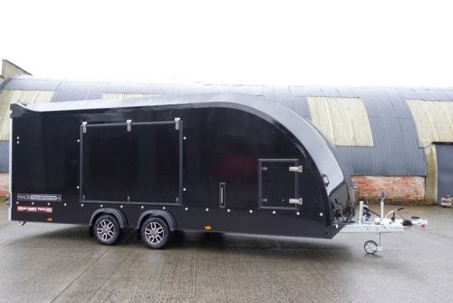 Brian James Trailers Race Transporter 4 384-1060