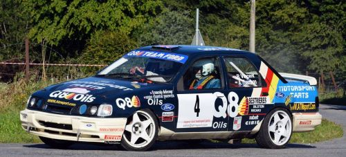 Ford Sapphire Cosworth Historic Group A