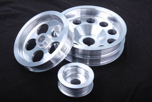Subaru Impreza GPA super Lightweight Pulley Kit