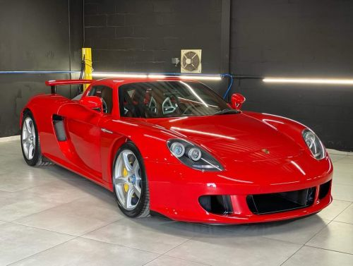 PORSCHE CARRERA GT 980 - BITCOINS ACCEPTED