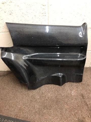 Escort Cosworth carbon Fibre rear 1/4 panel LH