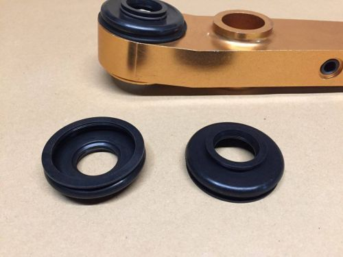 sierra GPA front lower alloy TCA outer rubbers