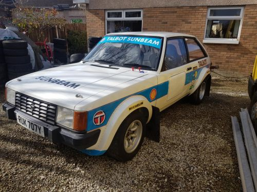 Talbot Sunbeam Lotus with Historic Passport
