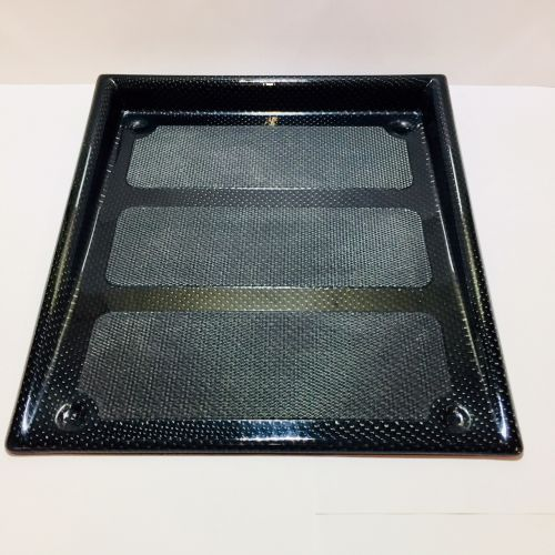 Escort Cosworth carbon drivers foot plate