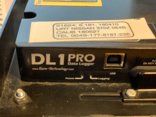 Race Technology DL1 PRO Data Logger