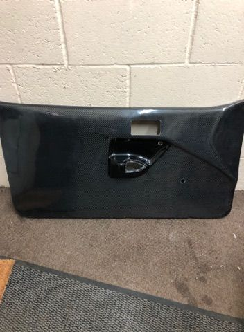 Escort F2 Maxi carbon door panels