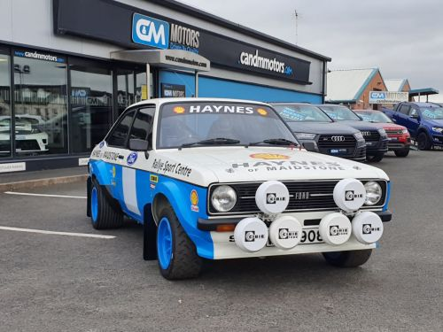 Ford Escort MK2 (SORRY NOW SOLD)