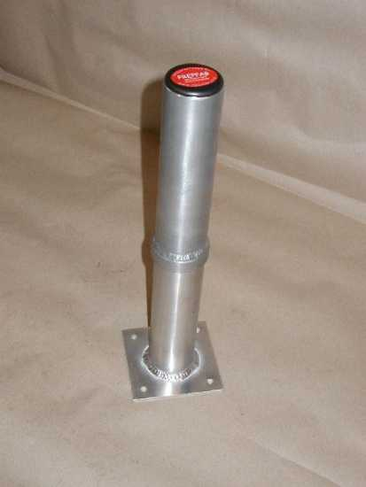 Alloy Spare Wheel Post