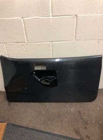 Escort F2 Maxi carbon Fibre door card RH