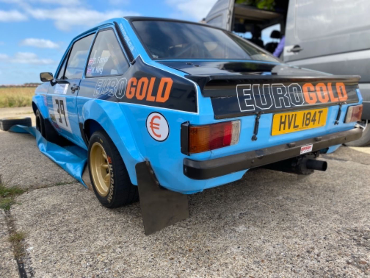 Escort Mk2 2.0 litre by Densport